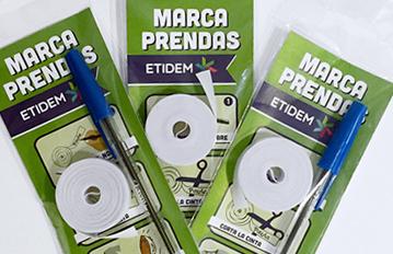 Cinta Marca Prendas